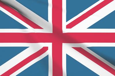 イギリスの国旗(ポンド円/FX外為取引)