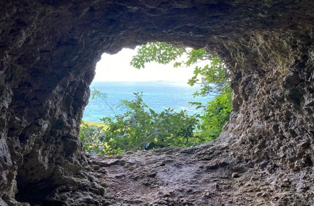 洞窟の画像