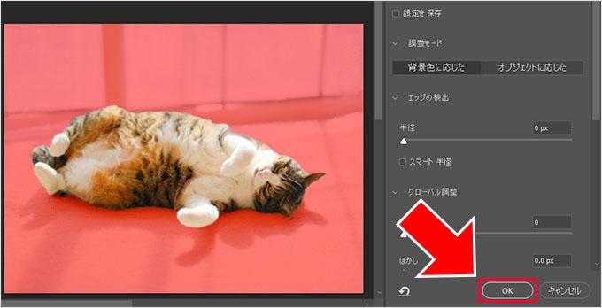 Photoshop(フォトショップ)を使って画像の1部だけを切り取る方法㉘
