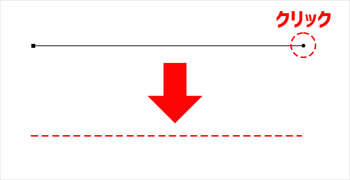 Photoshop(フォトショップ)で横線・点線・破線を引く(書く)使いやすいお勧めのツールについて⑦