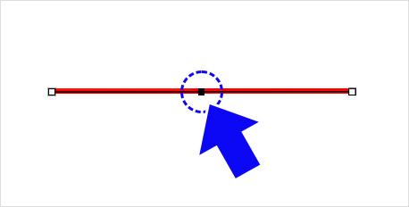 Photoshopで綺麗な曲線を作成(描く)簡単な方法⑤
