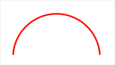 Photoshopで綺麗な曲線を作成(描く)簡単な方法⑦